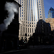 A street scene in Manhattan, New York, USA. 26th November 2012. Photo Tim Clayton