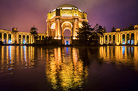 Palace of Fine Arts @ Twilight