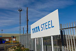 © Licensed to London News Pictures. 23/11/2012..Tata Steel, Carlin How, Teesside..The Tata steel works at Carlin How on Teesside. ..Steel giant Tata is cutting 900 jobs and closing 12 sites under plans to improve competitiveness, the firm announced today...Most of the job losses will be in South Wales, including 500 at the Port Talbot plant, under restructuring of management and administrative posts...A total of 580 jobs will be cut in Wales, 155 in Yorkshire, 120 in the West Midlands and 30 on Teesside. ..Photo credit : Ian Forsyth/LNP