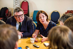 Kezia Dugdale and Tom Watson meet local Labour candidates | Edinburgh | 27 March 2017
