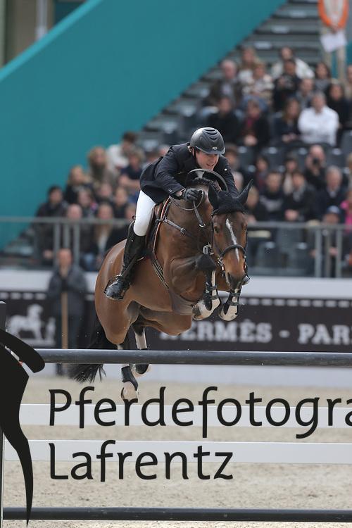 Duffy, Alex, Living The Dream<br /> Paris - Saut Hérmes 2013<br /> © www.sportfotos-lafrentz.de/Stefan Lafrentz
