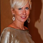 NLD/Amsterdam/20100911 - Modeshow Mart Visser najaar 2010, Monique des Bouvrie