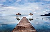 Guatemala Lake Petén Itzá