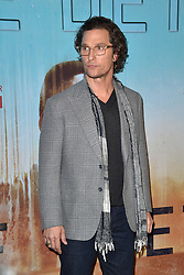 Matthew McConaughey attends the premiere of HBO's 'True Detective' Season 3 at Directors Guild of America on January 10, 2019 in West Hollywood, CA, USA. Photo by Lionel Hahn/ABACAPRESS.COM