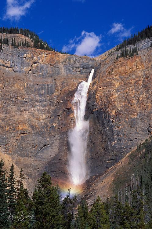 Takakkaw Falls (tallest in Canada), Yoho National Park, British Columbia, Canada