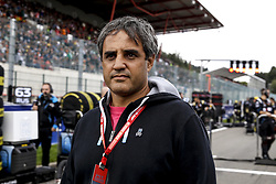 September 1, 2019, Spa-Francorchamps, Belgium: Motorsports: FIA Formula One World Championship 2019, Grand Prix of Belgium, ..Juan Pablo Montoya  (Credit Image: © Hoch Zwei via ZUMA Wire)