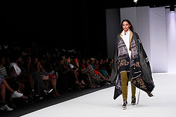 Johannesburg 251018 Day 3 of the 21st SA Fashion week is taking place in Sandton North of Johannesburg.BRICS countries designers show cased their work.Photo Simphiwe Mbokazi/African News Agency ANA e