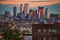 Downtown Brooklyn from Sunset Park