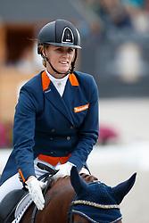 Witte-Vrees Madeleine, NED, Cennin<br /> Nederlands Kampioenschap Dressuur <br /> Ermelo 2017<br /> © Hippo Foto - Dirk Caremans<br /> 14/07/2017