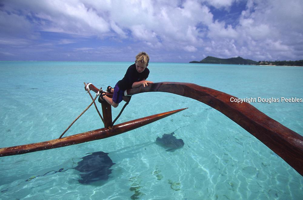 Stingrays, Bora Bora, French Polynesia<br />