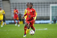 Acheampong Frank  - 31.03.2015 - Ghana / Mali  - Match amical<br /> Photo : Andre Ferreira / Icon Sport
