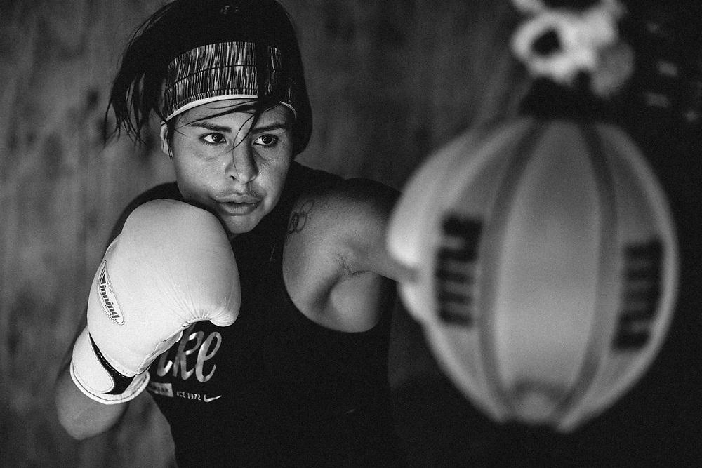 Marlen Esparza - Boxer - Houston, Texas - 2018