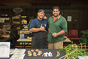 MORINGA<br /> Curator: Ted Radovich, University of Hawai'i Chef: Eddie Domingo, Roy's