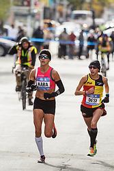 NYC Marathon, Goucher, Moriera, Linden