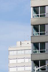 4 Torres Bioclimáticas. Vitoria. Ábalos & Herreros Architects