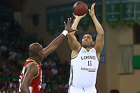 Joao Paulo Batista  - 20.06.2015 - Limoges / Strasbourg - Finale Pro A<br /> Photo : Manuel Blondeau / Icon Sport