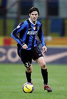 """Santiago Solari (Inter)<br />""""Coppa Italia"""" 2006-2007<br />29 Nov 2006 (Ritorno degli Ottavi di Finale)<br />Inter-Messina 4-0<br />""""Giuseppe Meazza"""" Stadium-Milano-Italy<br />Photographer:Jennifer Lorenzini Inside"""