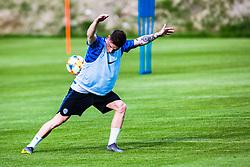 Benjamin Verbic of Slovenia national football team during practice session, on June 3, 2019 in Kranjska Gora, Slovenia. Photo by Peter Podobnik/ Sportida