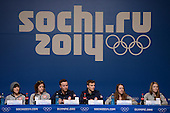 Freestyle Skiing Halfpipe - Team USA Press Conference