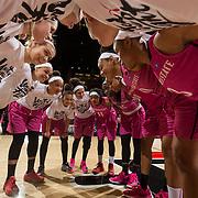 02/20/2016 - Women's Basketball v San Jose State