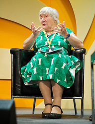 Liberal Democrats<br /> Autumn Conference 2011 <br /> at the ICC, Birmingham, Great Britain <br /> <br /> 17th to 21st September 2011 <br /> The Right Honourable<br /> The Baroness Williams of Crosby <br /> PC (Shirley Williams)<br /> Former <br /> Secretary of State for Education and Science<br /> <br /> Photograph by Elliott Franks