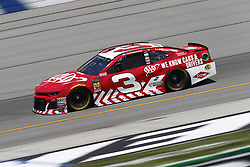 July 13, 2018 - Sparta, Kentucky, United States of America - Austin Dillon (3) brings his race car down the front stretch during practice for the Quaker State 400 at Kentucky Speedway in Sparta, Kentucky. (Credit Image: © Chris Owens Asp Inc/ASP via ZUMA Wire)
