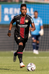 Wendell Nascimento Borges of Bayer 04 Leverkusen during the Pre-season Friendly match between Fortuna Sittard and Bayer Leverkusen at the Fortuna Sittard Stadium on July 28, 2018 in Sittard, The Netherlands