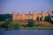 AYBPDD Framlingham castle Suffolk England