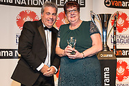 National League Respect and Fair Play Awards, North Ashton Utd during the National League Gala Awards at Celtic Manor Resort, Newport, United Kingdom on 8 June 2019.