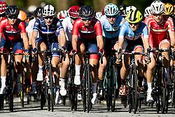 September 23, 2017 - Bergen, NORWAY - 170923 Susanne Andersen of Norway competes during the Women Elite Road Race on September 23, 2017 in Bergen..Photo: Vegard Wivestad GrÂ¿tt / BILDBYRN / kod VG / 170026 (Credit Image: © Vegard Wivestad Gr¯Tt/Bildbyran via ZUMA Wire)