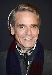 Jeremy irons attending the Assassin's Creed premiere at AMC Empire 25 theater on December 13, 2016 in New York City, NY, USA. Photo by Dennis Van Tine/ABACAPRESS.COM