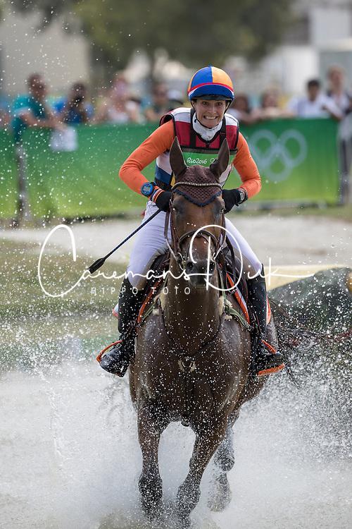 Naber-Lozeman Alice, NED, Peter Parker<br /> Olympic Games Rio 2016<br /> © Hippo Foto - Dirk Caremans<br /> 08/08/16