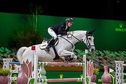 Ehning Marcus, GER, Calanda 42<br /> The Dutch Masters - 's Hertogenbosch 2021<br /> Rolex Grand Slam of Show Jumping<br /> © Hippo Foto - Dirk Caremans<br />  25/04/2021
