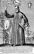 Pope Paul IV, C.R. (28 June 1476 – 18 August 1559), Pope from 23 May 1555 until his death.