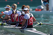 Aiguebelette, FRANCE. CAN W4-.  10:27:14  Sunday  22/06/2014. [Mandatory Credit; Peter Spurrier/Intersport-images]