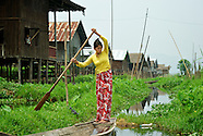 Relying on water. Burma