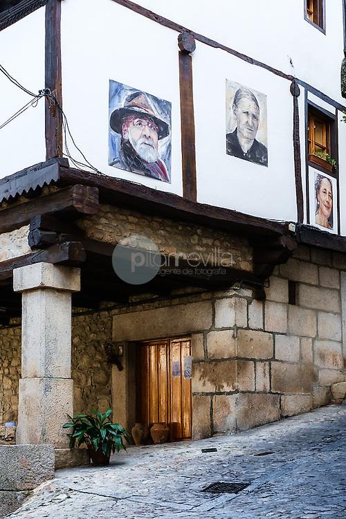 Castilla y León. Salamanca. Mogarraz ©Country Sessions / PILAR REVILLA