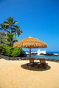 Nohea Point, Royal Kona Resort, Kailua-Kona, Island of Hawaii