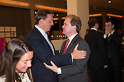 FILIPPO GUERRINI-MARALDI; LORD HARRY DALMENY ( PASSED BY ) , Lunch at the Ivy Club pop up-restaurant during the preview of Masterpiece Art Fair. Co-hosted by  Count & Countess Filippo Guerrini-Maraldi, and Lord<br /> Dick Daventry. 26 June 2013