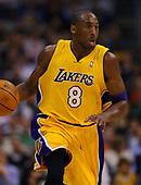 NBA-New York Knicks at Los Angeles Lakers-Nov 16, 2005