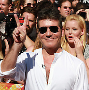 X Factor London Auditions Judges Photocall