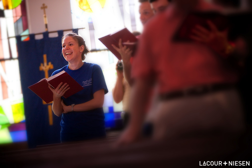 Viewbook project for Lutheran Theological Southern Seminary, Columbia, S.C.