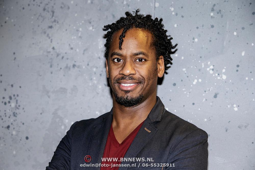 NLD/Amsterdam/20150115 - Perspresentatie De Vrek, Rogier Komproe