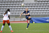 Josephine Henning  - 20.12.2014 - PSG / Montpellier - 14eme journee de D1<br /> Photo : Andre Ferreira / Icon Sport