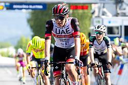 Tadej POGACAR of UAE TEAM EMIRATES during 1st Stage of 27th Tour of Slovenia 2021 cycling race between Ptuj and Rogaska Slatina (151,5 km), on June 9, 2021 in Slovenia. Photo by Matic Klansek Velej / Sportida