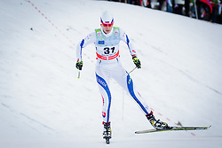 Alena Prochazkova (SVK) during Ladies 1.2 km Free Sprint Qualification race at FIS Cross<br /> Country World Cup Planica 2016, on January 16, 2016 at Planica,Slovenia. Photo by Ziga Zupan / Sportida