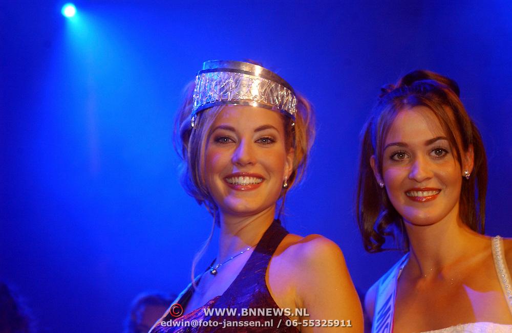 Verkiezing Miss Nederland 2003, Sanne de Regt, Femke Frederiks