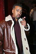 Eddie Blackmon at The Jamie Foxx's Album Release Party for Intuition, Sponsored by Vibe Magazine & Patron Tequila held at Home on December 17, 2008 in New York City..