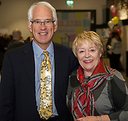 31/01/2018  retro free :  Jonathon Goold and  Carmel Brennan board member at the launch of Wide Eyes, a unique one-off European arts extravaganza for babies and children aged 0 – 6. Hosted by Baboró, Wide Eyes will take place in Galway till Sun 4 February. This imaginative programme will feature 15 new theatre and dance shows from some of Europe's finest creators of Early Years work from Austria, Belgium, Denmark, Finland, France, Germany, Hungary, Italy, Poland, Romania, Slovenia, Spain, Sweden, UK and Ireland. For more see www.wideeyesgalway.ie<br /> <br /> Wide Eyes will welcome almost 200 artists and arts professionals from almost 20 countries to enthral and engage children over four jam-packed days. Photo:Andrew Downes, XPOSURE