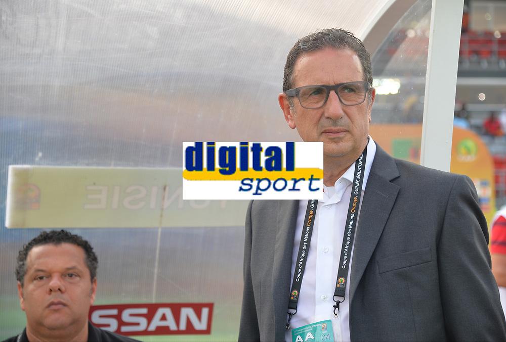 Georges Leekens - selectionneur Tunisie